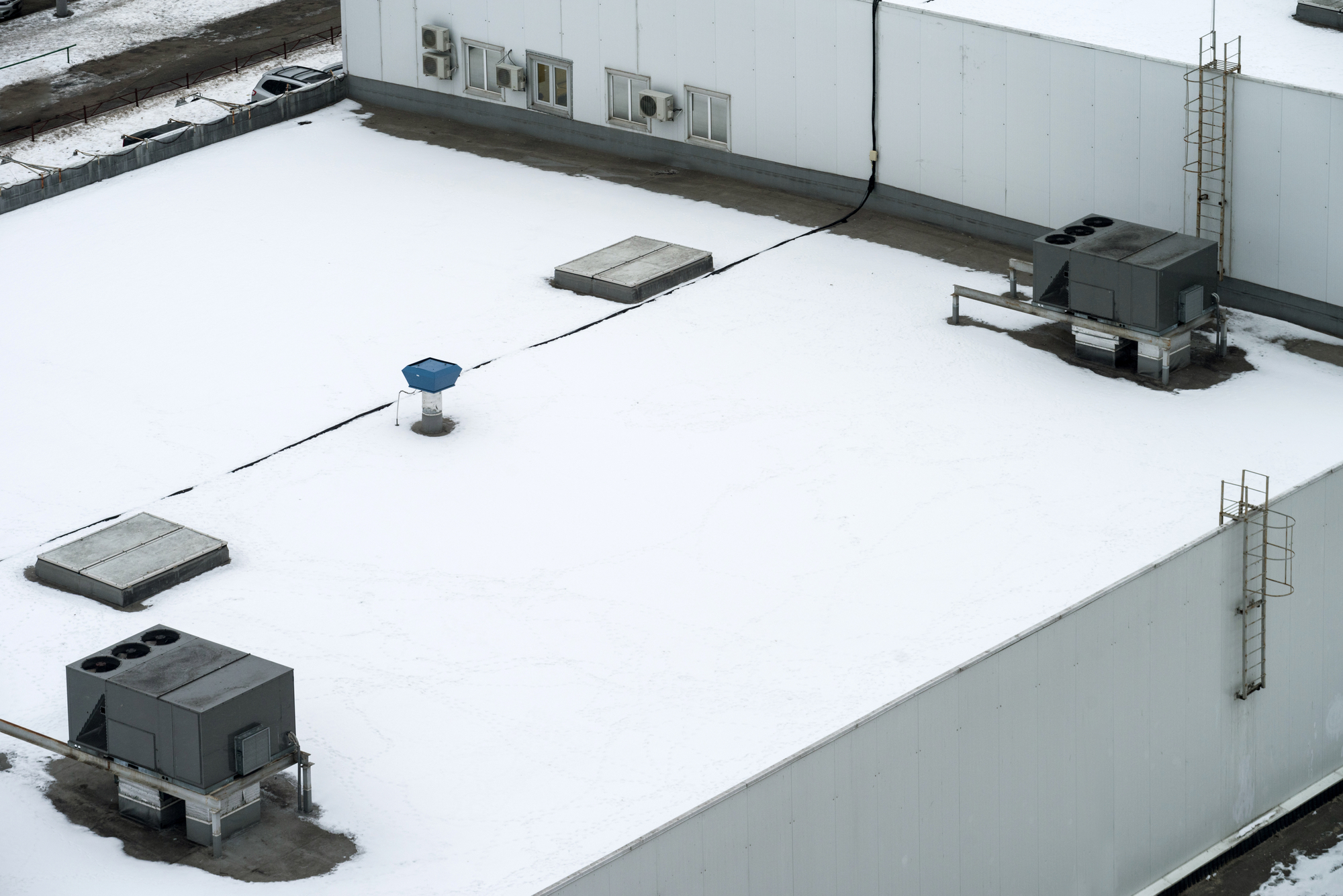 ARC Contracting Commercial roof